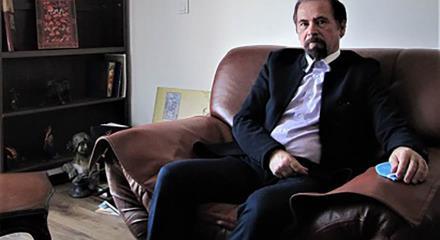 مصاحبه اختصاصی اقتصاد جوان با استاد رحیم پرنیا
