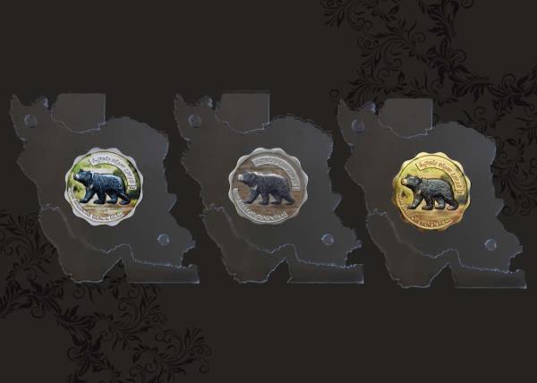 پک کلکسیونی خرس سیاه بلوچی