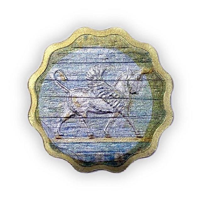 سکه یادبود کلکسیونی( مدالیون) نقره و آلیاژ ویژه ۱۰ گرمی ویژه پایان قرن
