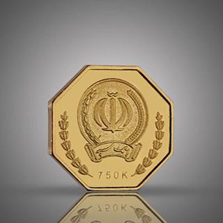 مدالیون(سکه یادبود) طلای بانک سپه